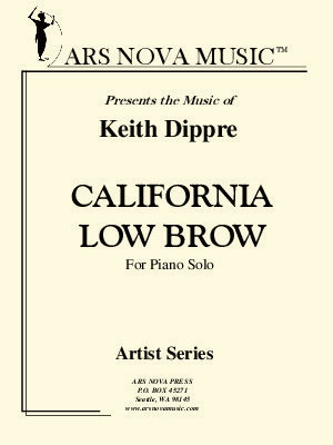 California Low Brow for Piano