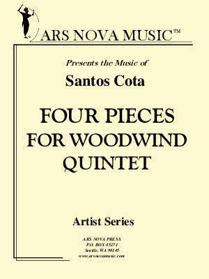 Four Pieces for Woodwind Quintet