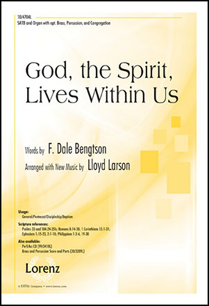 God, the Spirit, Lives Within Us