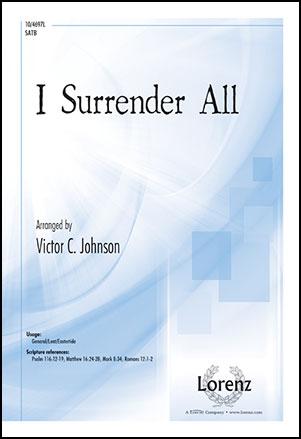 I Surrender All Thumbnail