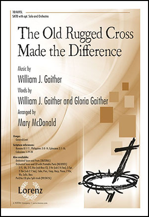 The Old Rugged Cross Made the Difference