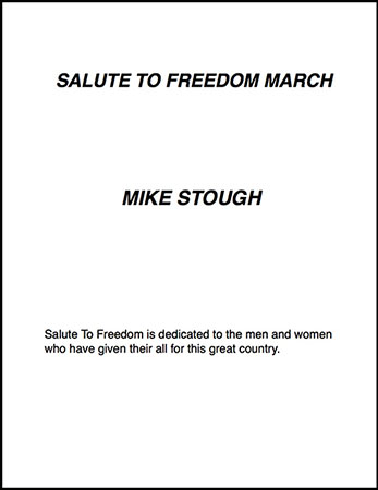 Salute to Freedom March