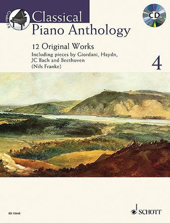 Classical Piano Anthology #4