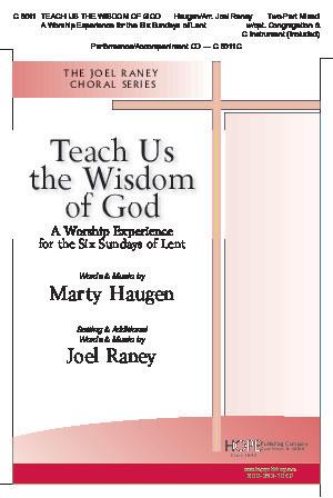 Teach Us the Wisdom of God