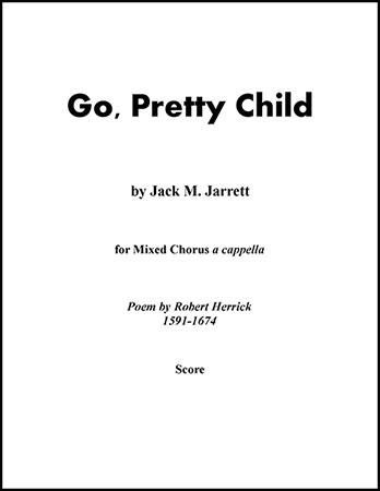 Go, Pretty Child