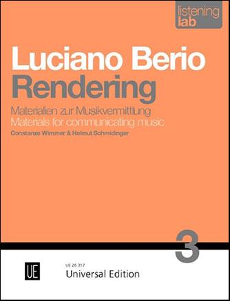 Listening Lab #3 Luciano Berio Rendering