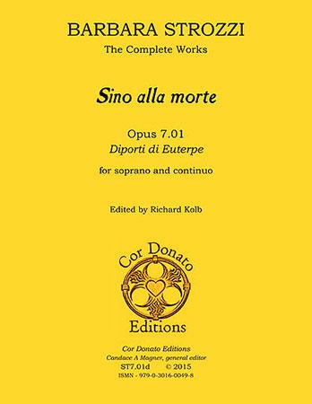 Sino Alla Morte, Op. 7.01