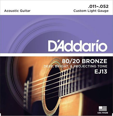 Acoustic Guitar 80/20 Bronze Custom