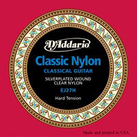 Nylon Student Classical Guitar Strings EJ27H