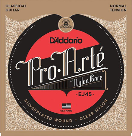 Pro Arte Classical Guitar Strings EJ45