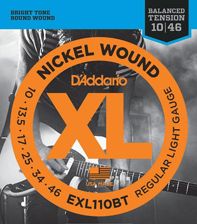 Electric Guitar Strings Nickel Wound XL110BT