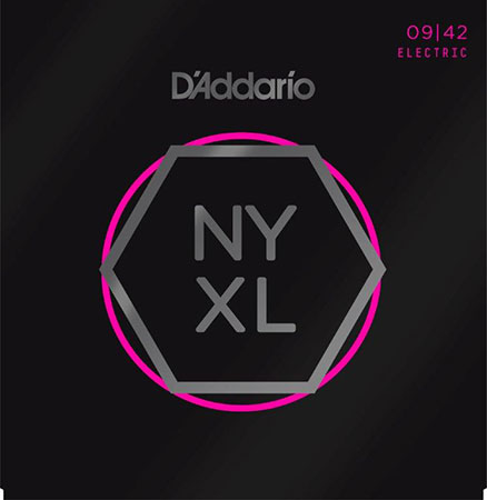 Electric Guitar Strings NYXL0942