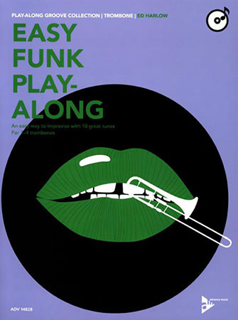 Easy Funk Play-Along Cover