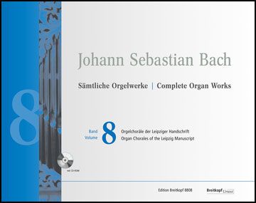 Complete Organ Works, Vol. 8