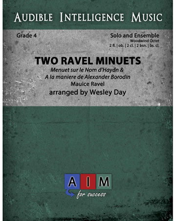 Two Ravel Minuets