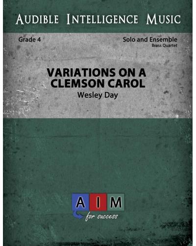 Variations on a Clemson Carol