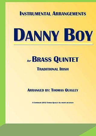 Danny Boy (Brass Quintet)