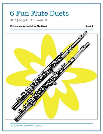 6 Fun Flute Duets