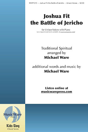 Joshua Fit the Battle of Jericho Thumbnail