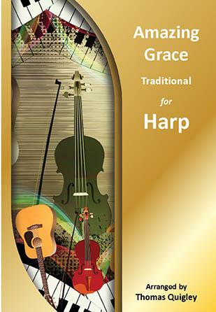 Amazing Grace (Harp)