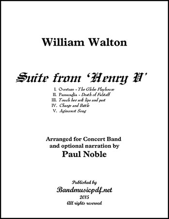 Suite from Henry V