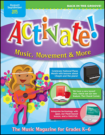 Activate! August 2015 September 2015