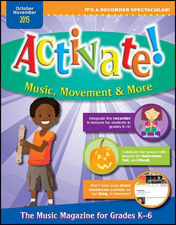 Activate! October 2015 November 2015