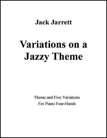 Variations on a Jazzy Tune