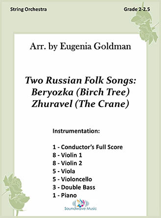 Two Russian Folk Songs