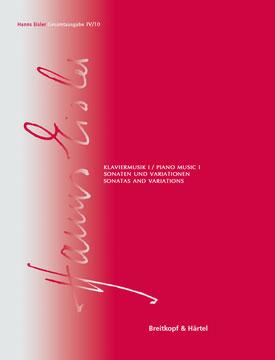 Piano Music I: Sonatas and Variations