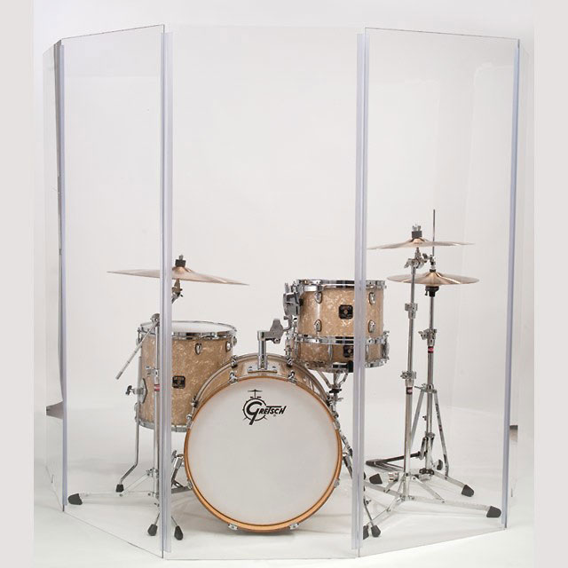Drum Sound Shield