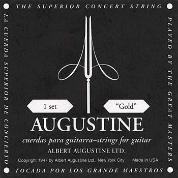 Classical Guitar Strings Nylon Classic Black