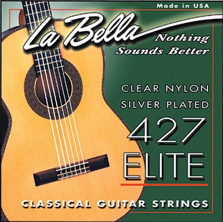Classical Guitar Strings Elite 427