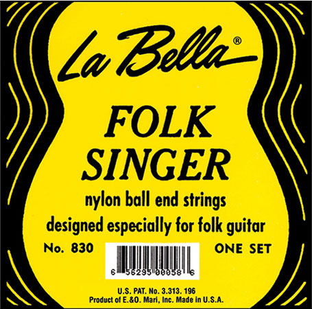 Folk Strings 830 Ball End