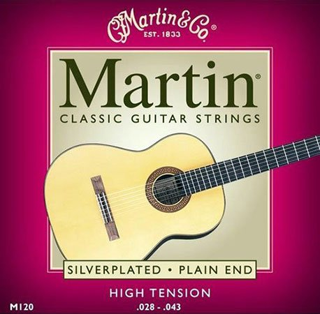 Classical Guitar Strings M120