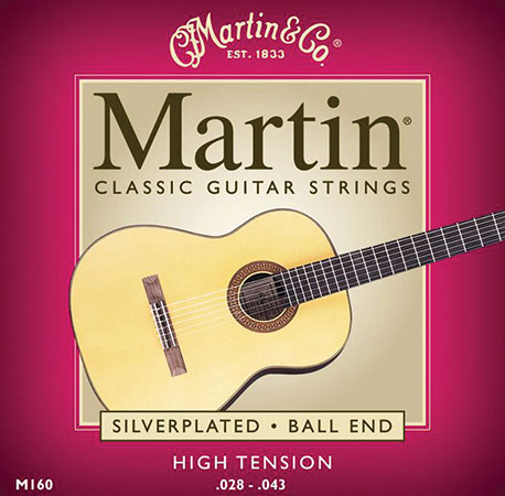 Classical Guitar Strings Ball End  M160