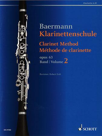 Clarinet Method, Op. 63, No. 2
