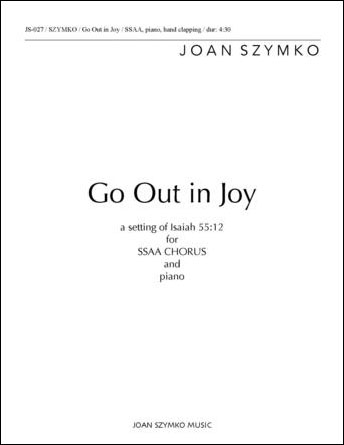 Go Out In Joy