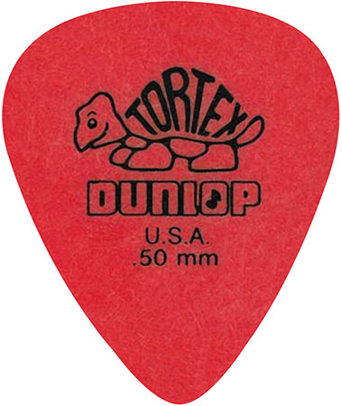 Guitar Picks Tortex Player Pack