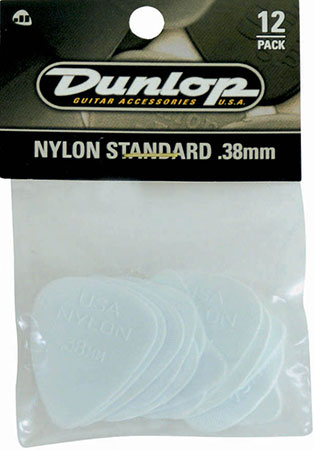 Guitar Picks Nylon Standard