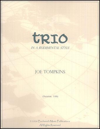 Trio in a Rudimental Style