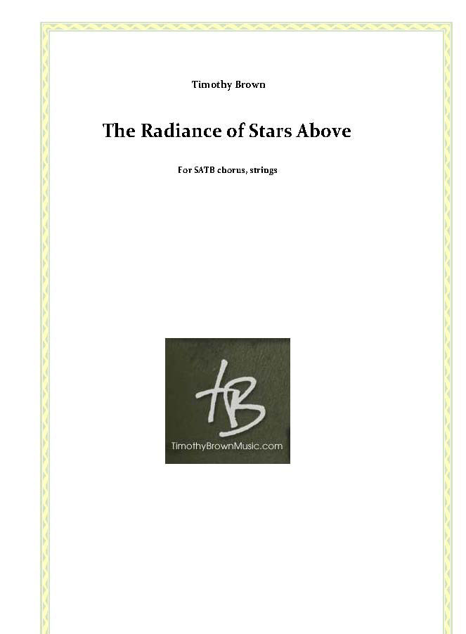 The Radiance of Stars Above