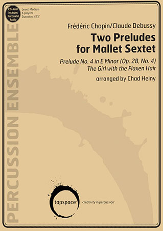Two Preludes for Mallet Sextet
