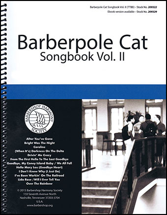Barberpole Cat Songbook Vol. 2