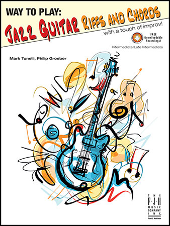 Way to Play: Jazz Guitar Riffs and Chords