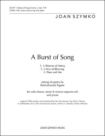 A Burst of Song