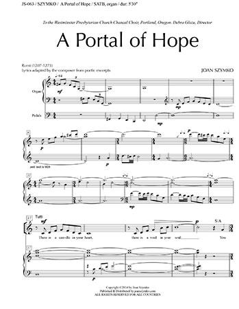 A Portal of Hope