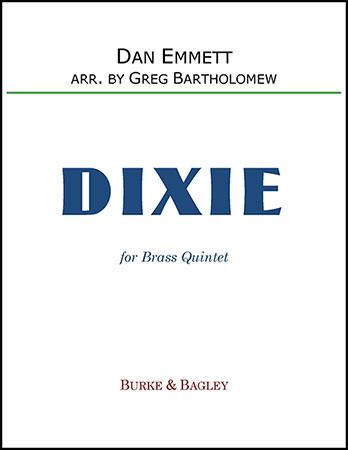 Dixie for brass quintet