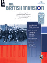 Piano Play Along : The British Invasion