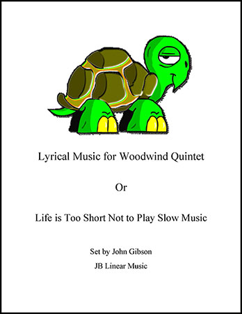 Lyrical Music for Woodwind Quintet
